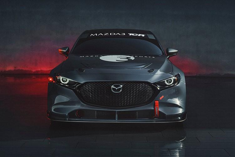 Mazda3 TCR 2020