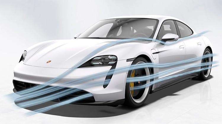 Porsche Taycan / پورشه تایکان